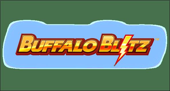 Buffalo Blitz Slot Logo Wizard Slots