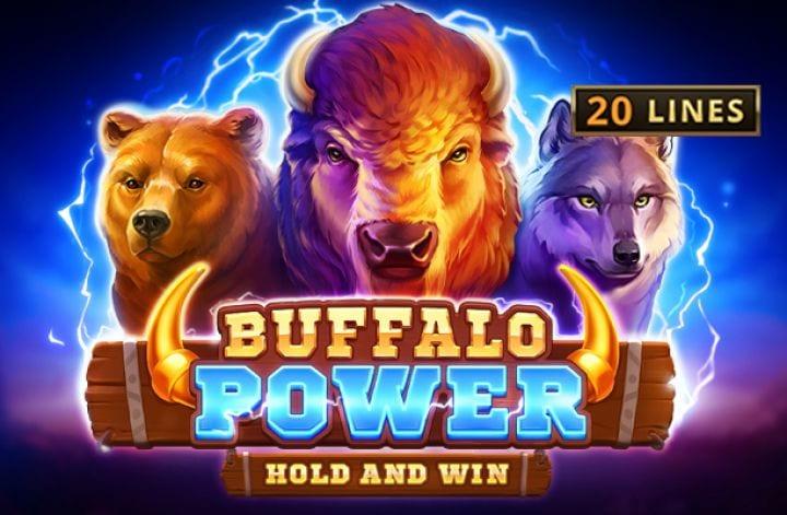 Buffalo Power Hold and Win Slot Wizard Slots
