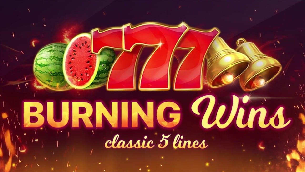 Burning Wins Slot Wizard Slots