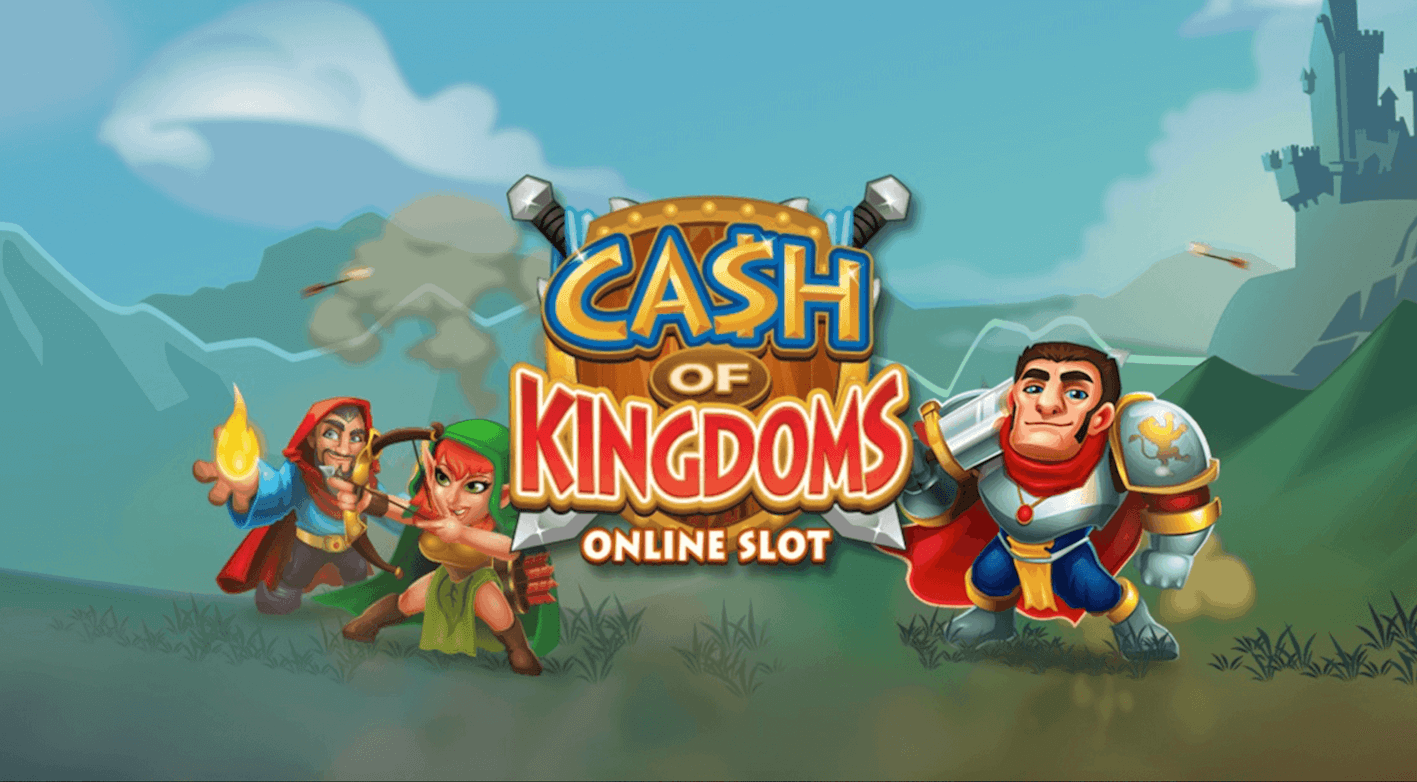 Cash Of Kingdoms Logo
