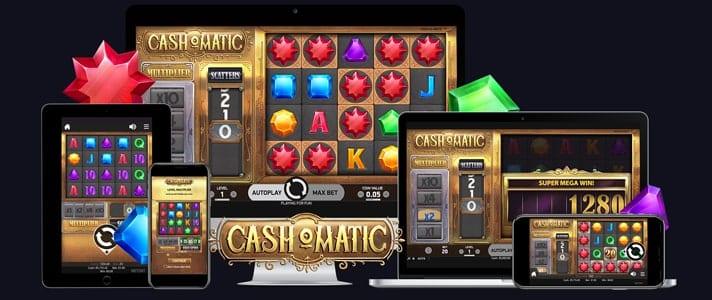 Cash-O-Matic Mobile Slots