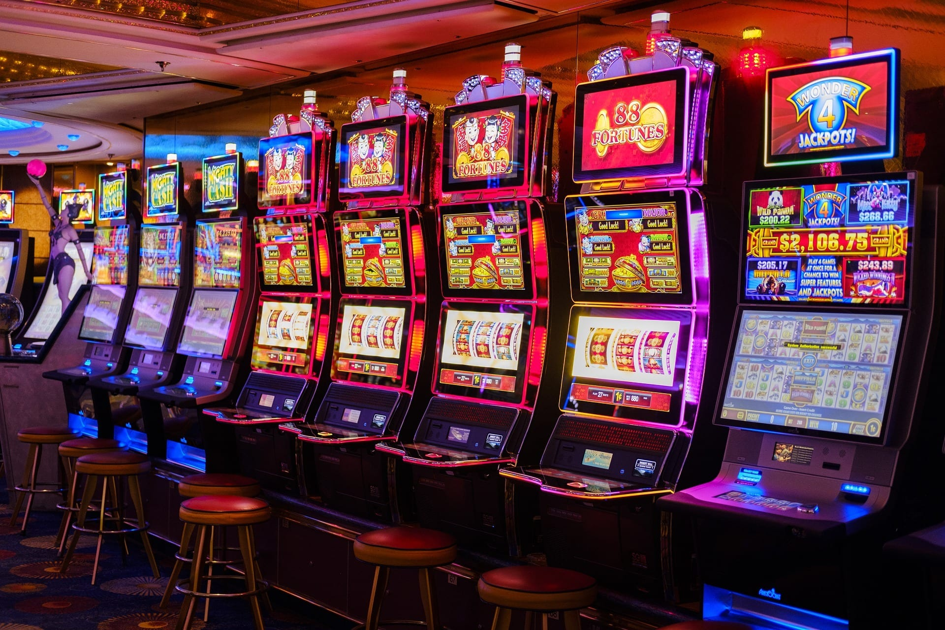 best slots to play in casino