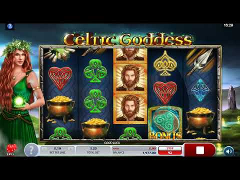 Celtic Goddess Slot Game