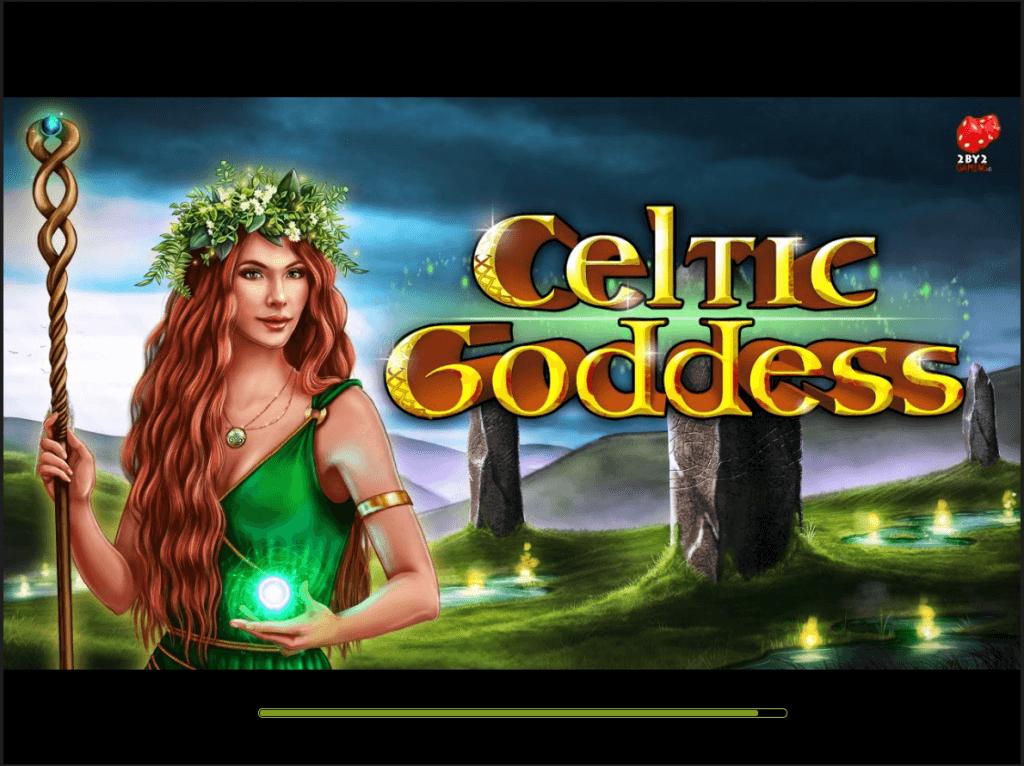 Celtic Goddess Slots Wizard Slots