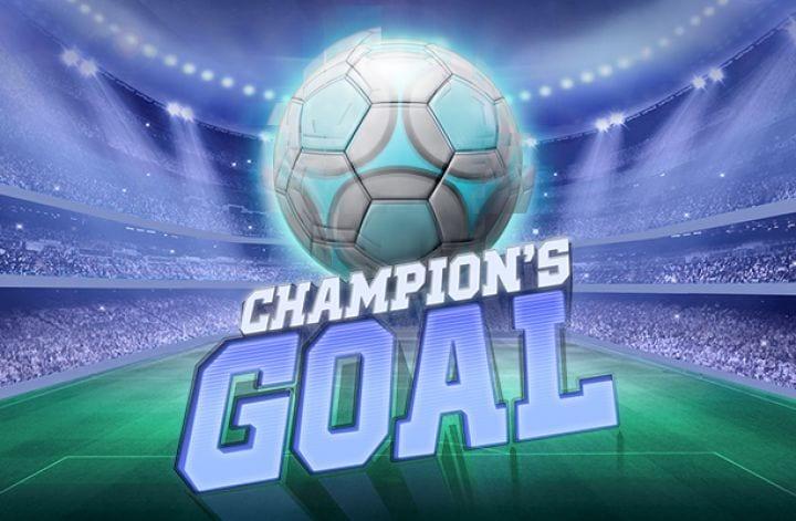 Champion's Goal online slots game logo