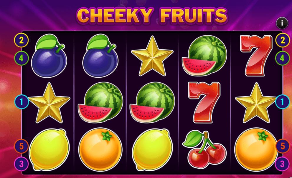 Cheeky Fruits Slots