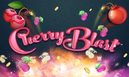 Cheery Blast logo