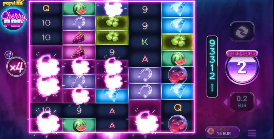 CherryPop Slot Reels