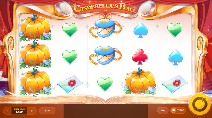Cinderella Ball Gameplay