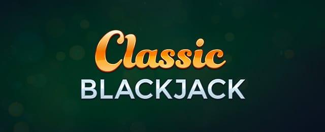 Classic Blackjack Casino Game Wizard Slots