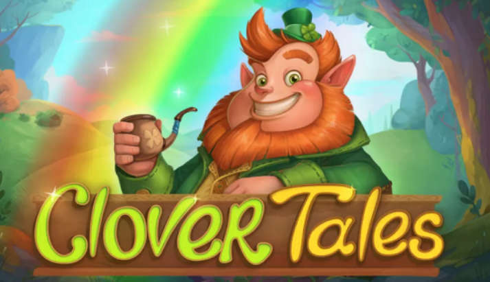 Clover Tales Logo