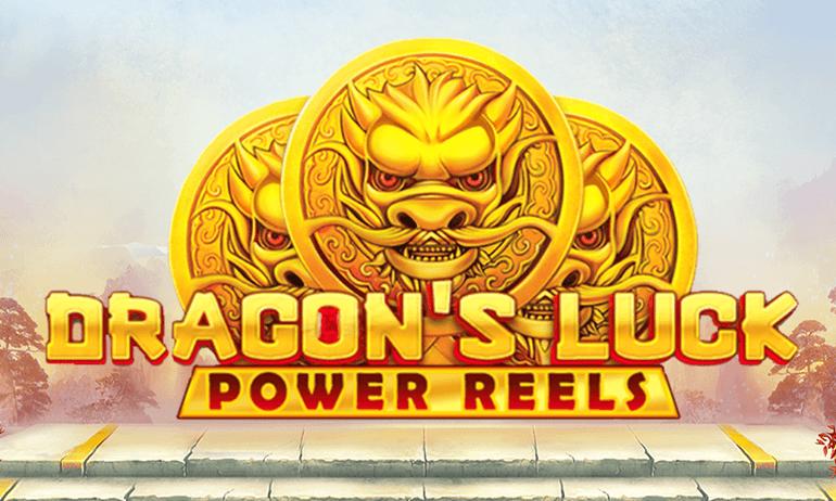 Dragon's Luck Power Reels Slot Wizard Slots