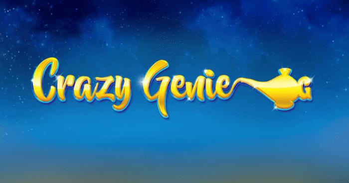 Crazy Genie Logo