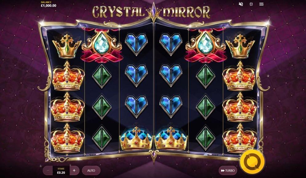Crystal Mirror Slot Game
