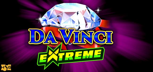 Da Vinci Extreme Slot Logo Wizard Slots