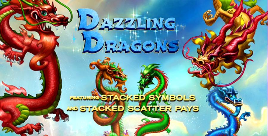 Dazzling Dragons Logo