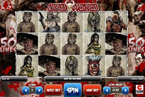 deadworld in game