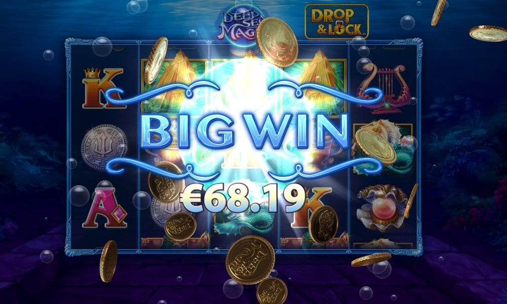 Deep Sea Magic Slots