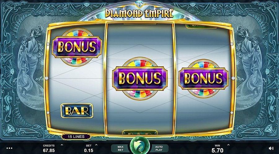 Diamond Empire Slots Online