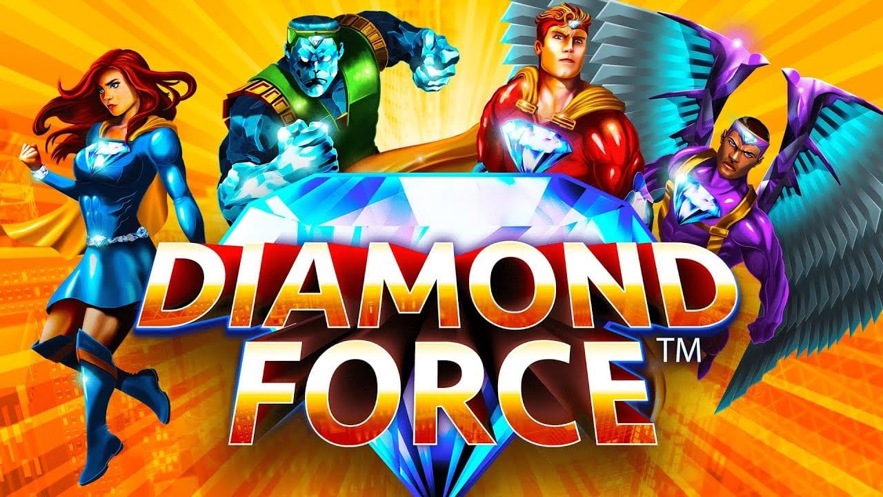 Diamond Force Slot Wizard Slots