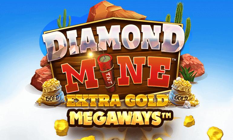 Diamond Mine: Extra Gold Slot Wizard Slots