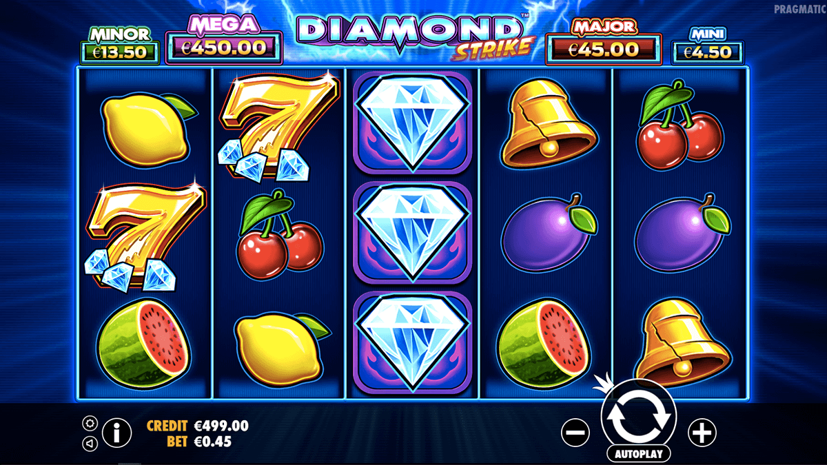 diamond strike gameplay