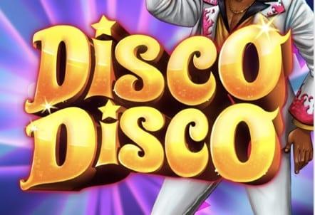 Disco Disco online slots logo