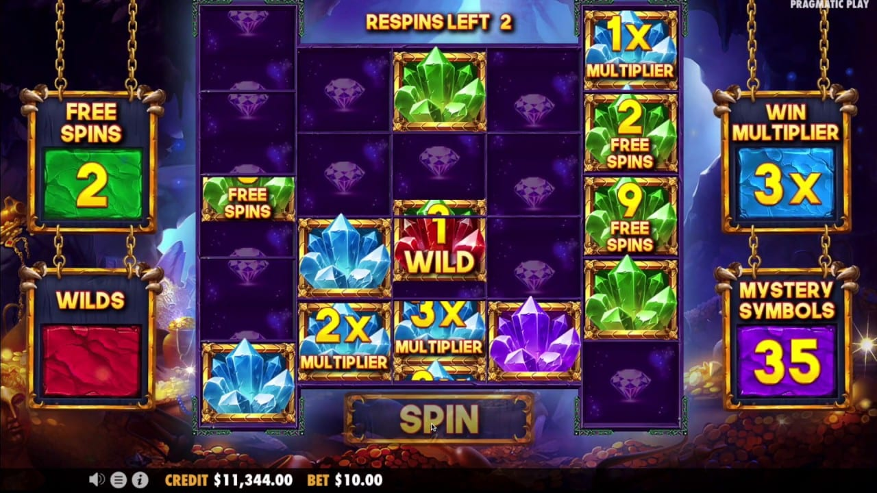 Drago: Jewels of Fortune Free Slots