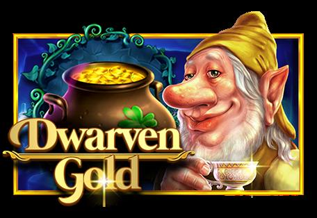 dwarven gold slots game logo