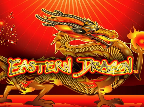 Eastern Dragon online slots game logo