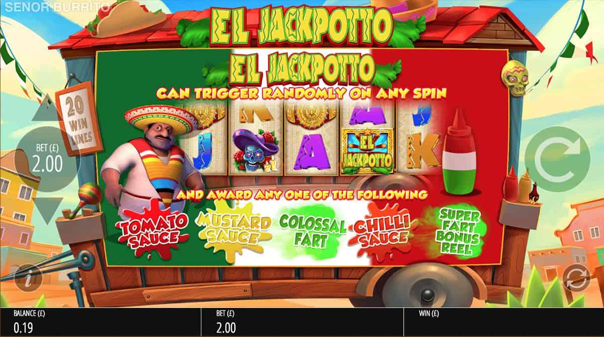 El Jackpotto Slots Online