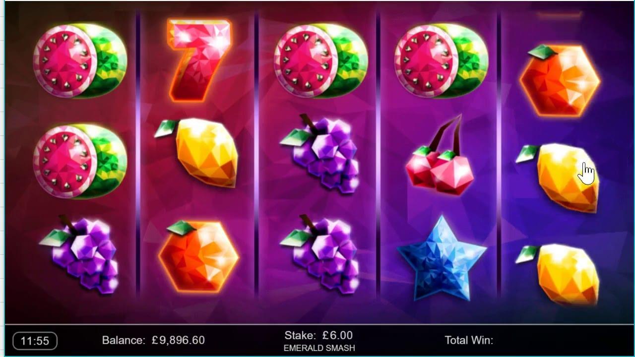 Emerald Smash slots