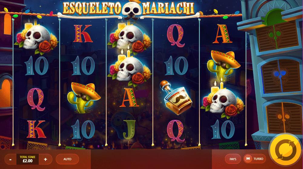 Esqueleto Mariachi Gameplay
