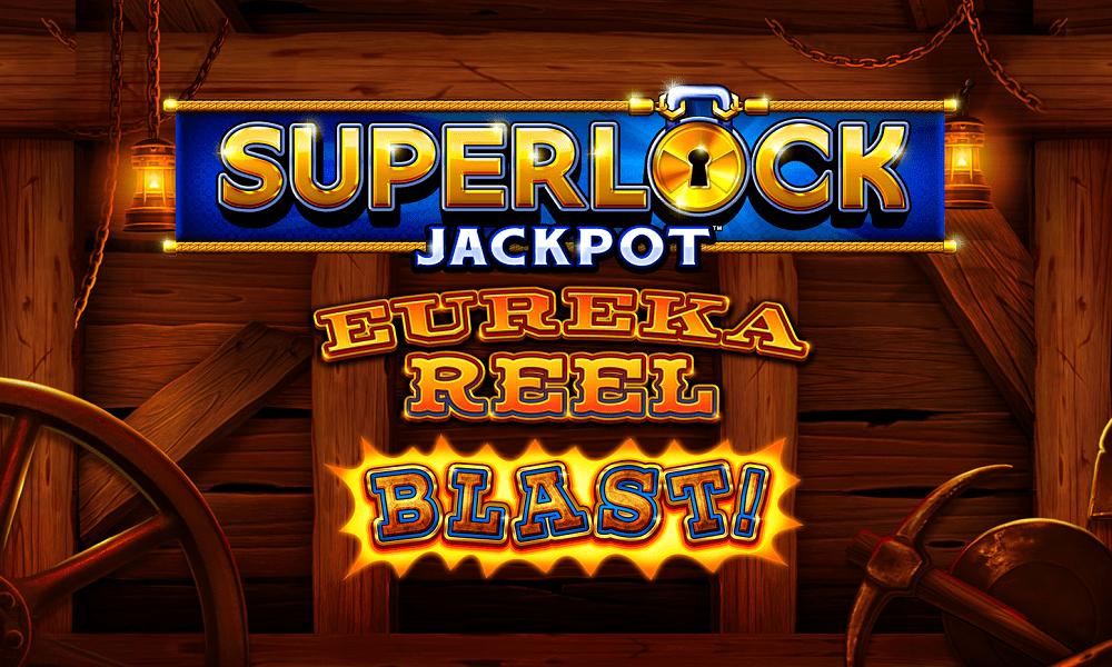 Eureka Reel Blast Slot Wizard Slots
