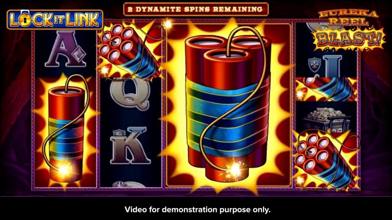 Eureka Reel Blast Slot Online