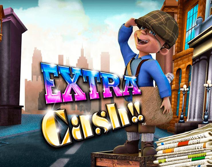 Extra Cash!! online slots game logo