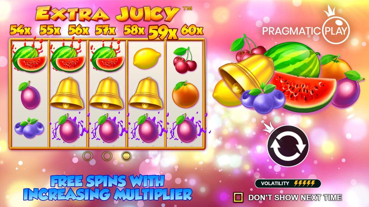 Extra Juicy Slots Online