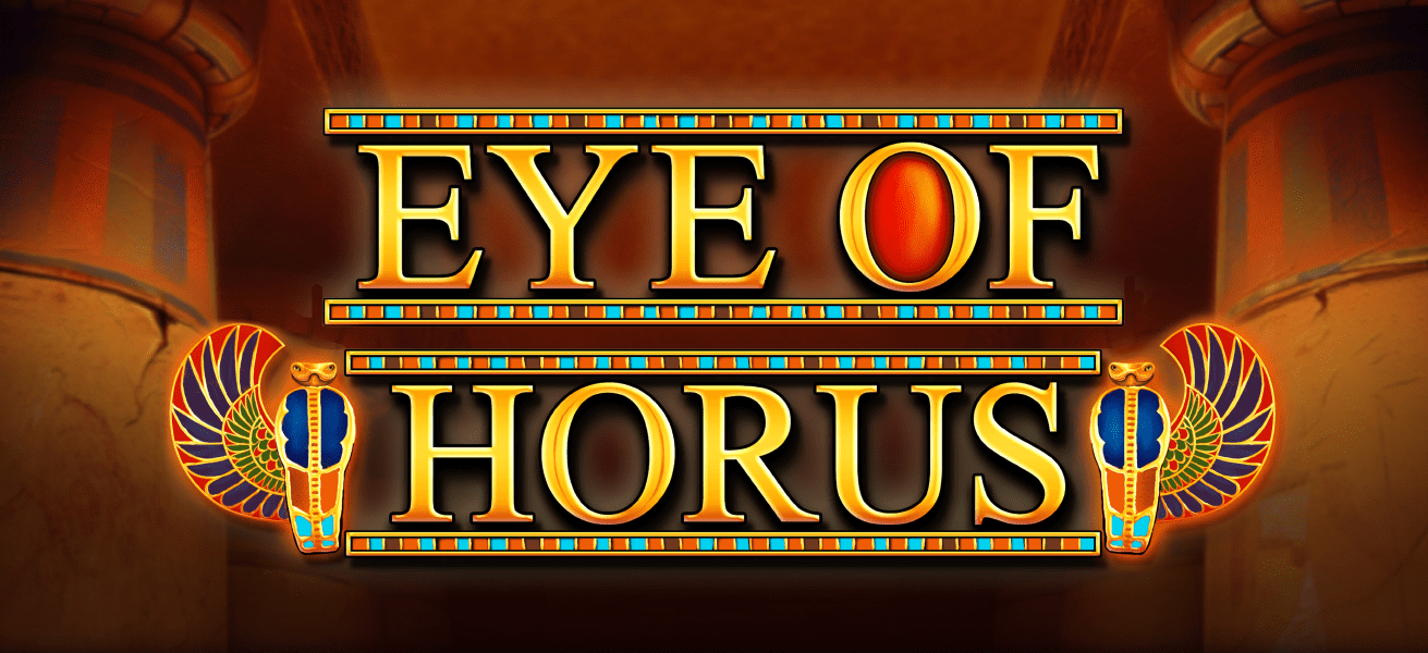 eye of horus wizard slot