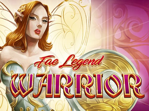 Far Legend Warrior online slots game logo