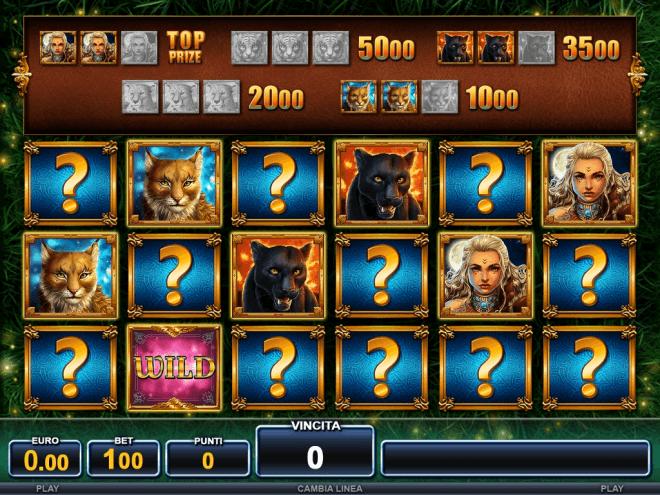 Feline Queen Slots