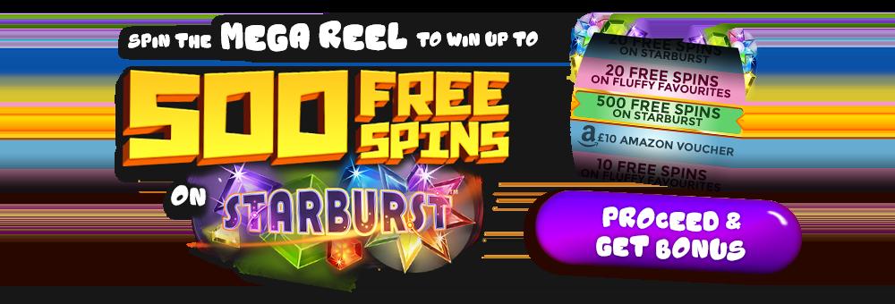 Bonus Spins for slots