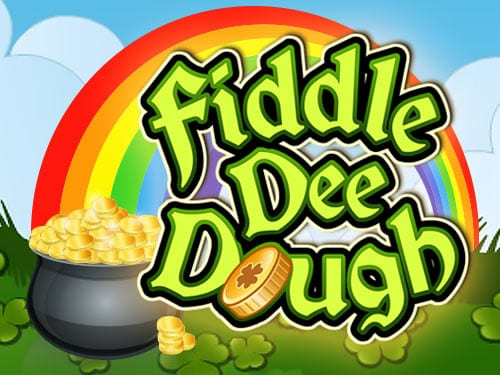 Fiddle Dee Dough online slots game logo