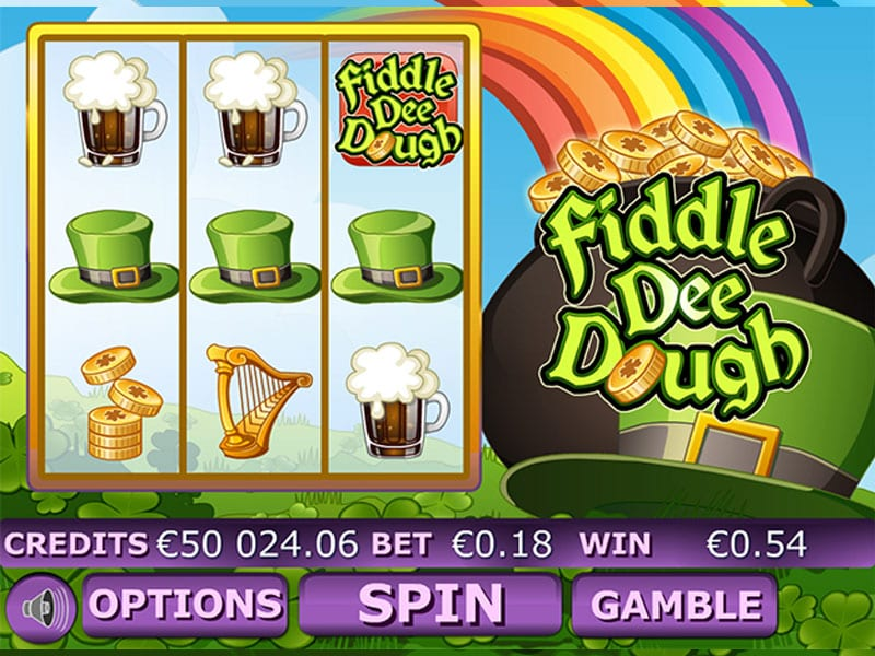 Fiddle Dee Dough Gameplay