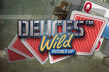 deuces wild double up casino