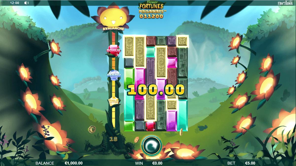 Flower Fortunes Megaways Casino Game