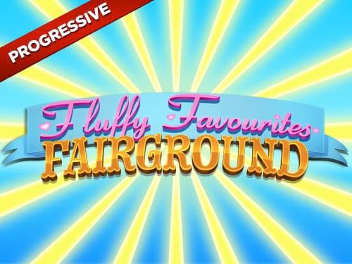 Fluffy Favourites Fairground Jackpot Logo