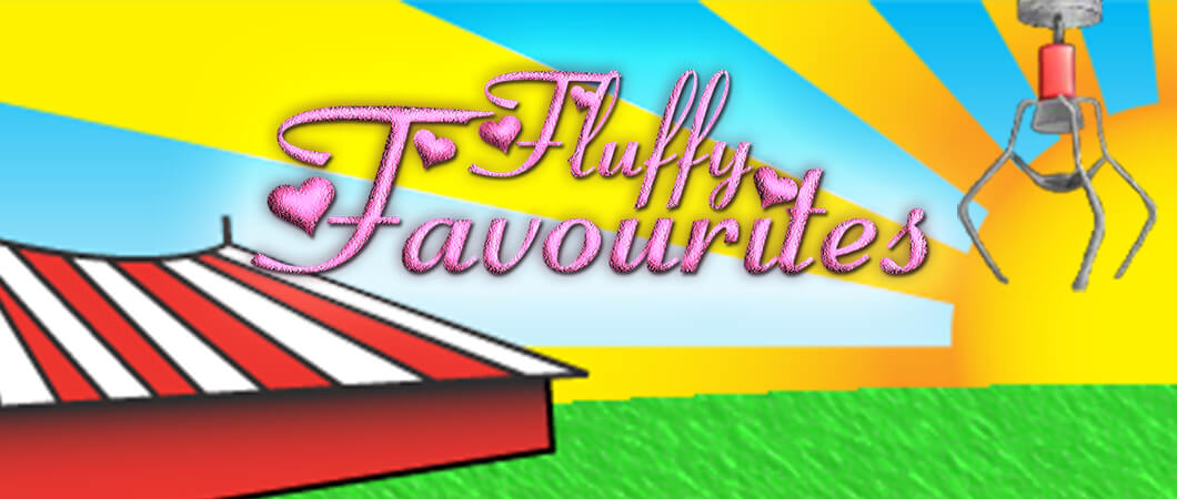 Fluffy Favourites online slots game logo