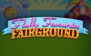 Fluffy Favourites Fairground online slots logo