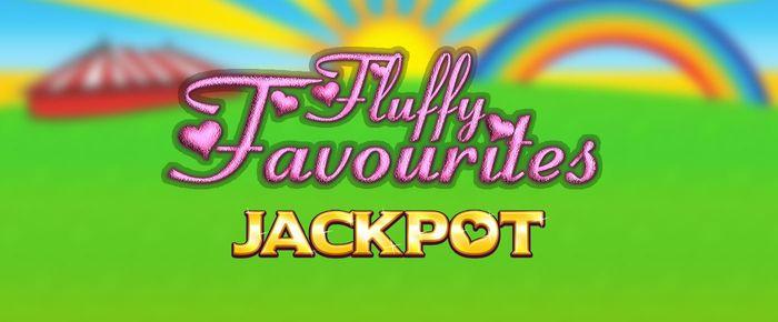 Fluffy Favourites Jackpot Slots