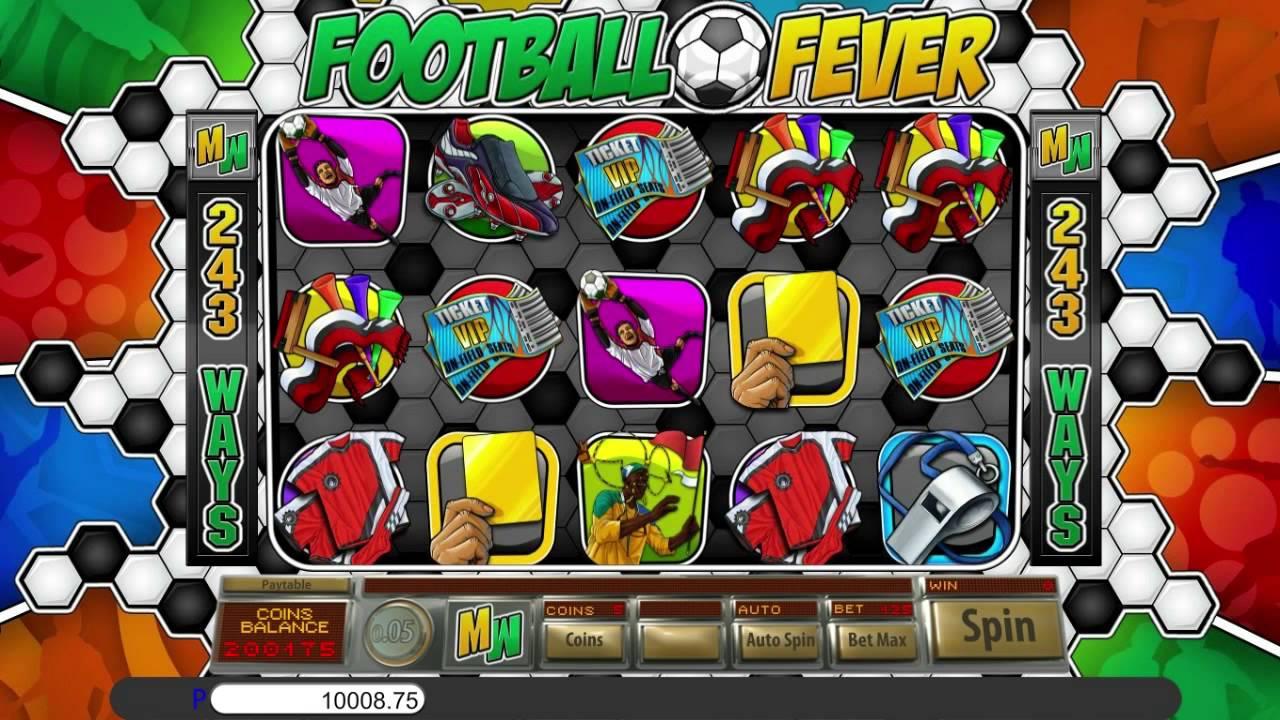 Football Fever Slot Game